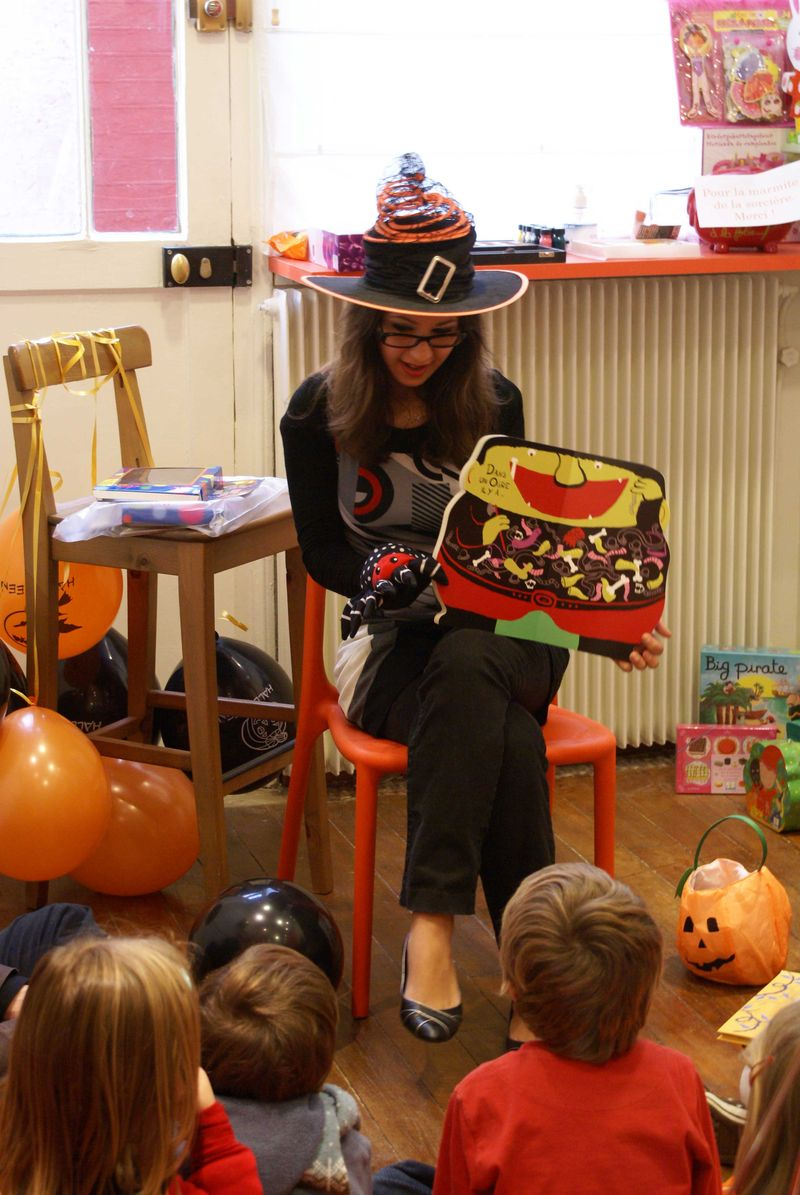 Lecture halloween 2