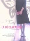 Dclaration